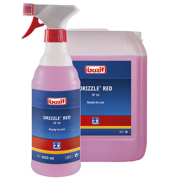 Drizzle® Red