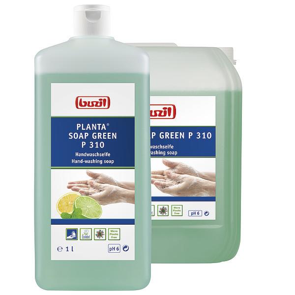 Planta® Soap Green